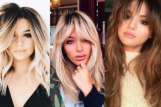 """Modne fryzury damskie 2019 - wyszczuplające twarz. Ekspertka radzi: """"Najważniejsze, aby dobrze się czuć"""""""
