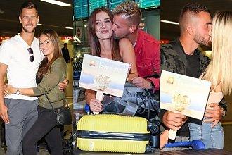 """Uczestnicy """"Love Island"""" przylecieli do Polski! Tak gorącego powitania na lotnisku się nie spodziewali"""
