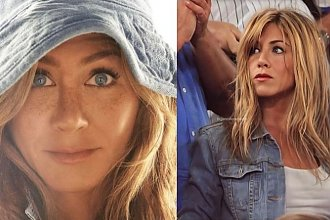 Jennifer Aniston pokazała zdjęcie z dzieciństwa! Fani: W ogóle się nie zmieniłaś!