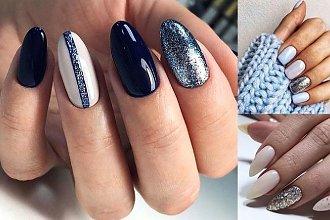 Zimowy manicure - galeria najpiękniejszych stylizacji