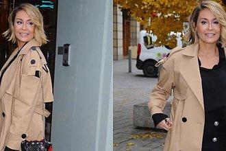 Małgorzata Rozenek na imprezie charytatywnej w stylizacji wartej tyle, co używane auto. Koszula skromna, ale zobaczcie tylko na buty!