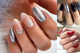 Zimowy manicure - 30 przepięknych stylizacji z sieci