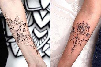 Tatuaż na przedramię - 25 unikatowych wzorów dla kobiet