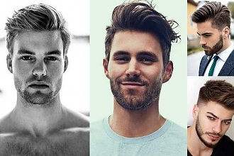 Fryzury męskie 2020 - przeglądamy najświeższe trendy