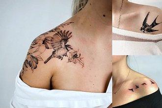 Tatuaże ptaki - 20 unikatowych i dziewczęcych wzorów