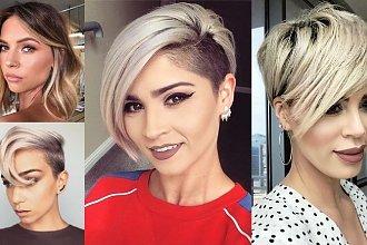 Modne cięcia dla włosów krótkich i półkrótkich - trendy na przyszły rok!