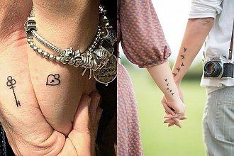 Tatuaże dla par - galeria pięknych wzorów dla niej i dla niego