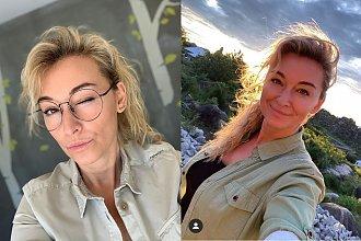 """Martyna Wojciechowska na zdjęciu z dzieciństwa: """"Buzia ta sama, może policzków trochę więcej"""" - piszą fani"""
