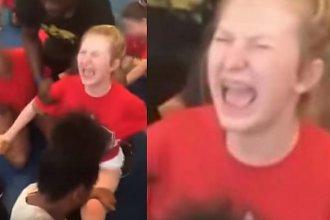""",,Błagam przestań"""" 13-latka siłą była trzymana za ręce, gdy trener zmuszał ją do szpagatu"""