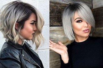 Genialne fryzury dla okrągłej twarzy - 21 rewelacyjnych cięć