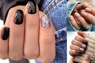 Manicure dla krótkich paznokci - 20 najlepszych stylizacji