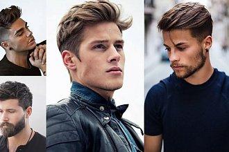 Modne fryzury męskie – katalog stylowych cięć 2020