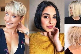 Fryzury na udaną metamorfozę - katalog największych fryzjerskich trendów