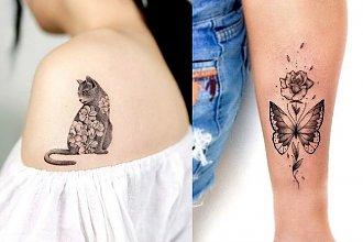 Animal tattoo - 20 unikatowych propozycji z sieci