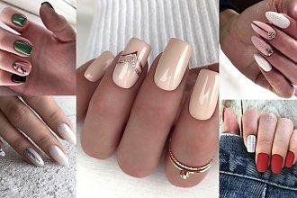 30 stylowych i gustownych odsłon manicure 2020! [GALERIA]