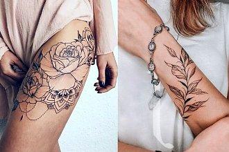 Galeria kobiecego tatuażu 2020 - przegląd ultrastylowych wzorów
