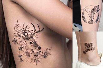 Animal tattoo - 20 wyjątkowych i urzekających propozycji