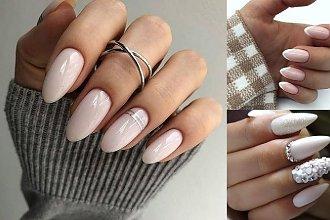 Ślubny manicure - galeria najpiękniejszych zdobień 2020