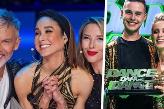 """Znamy uczestników kolejnej edycji """"Dance, dance, dance"""". Kto tym razem pokaże swoje szalone oblicze?"""