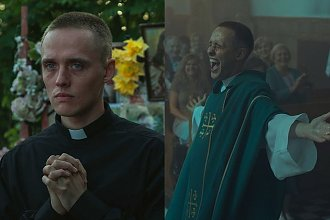 """Oscary 2020: Kim jest ksiądz z filmu """"Boże Ciało"""", Bartosz Bielenia? Prywatnie wygląda ZUPEŁNIE INACZEJ!"""