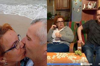 """Izabela Zeiske z """"Googlebox"""" pokazała męża! Pozuje w kostiumie kąpielowym w czułych uściskach"""