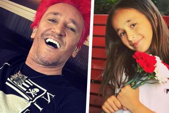 Michał Wiśniewski chwali się pierwszym teledyskiem najmłodszej córki. Odziedziczyła po nim talent?
