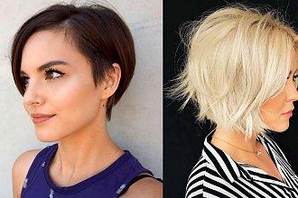 Genialne fryzury za ucho - 16 idealnych cięć na wiosnę