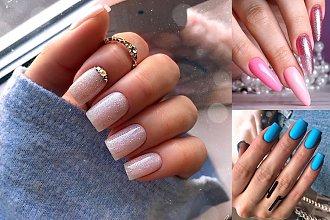 Wiosenne odsłony manicure - 26 supermodnych zdobień
