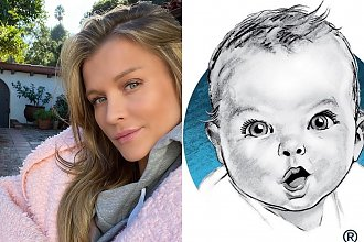 Joanna Krupa chwali się, że jej córeczka będzie... nowym dzieckiem Gerbera?! Faktycznie tak samo urocza?