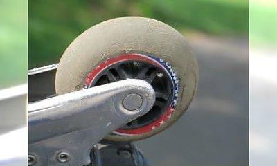 Jak nauczyć dziecko jazdy na rolkach?