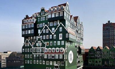 Bajkowe wakacje w Zaandam