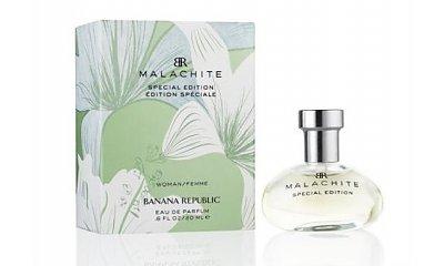 Perfumy inspirowane malachitem