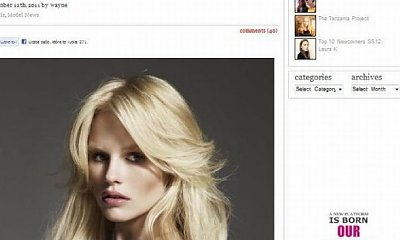Magda Roman na models.com!