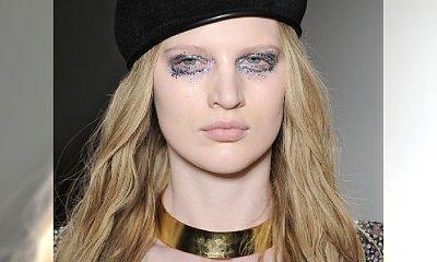 Pomysł na Sylwestra: Brokatowy makijaż na pokazie Vena Cava