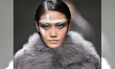 TOP10: Awangardowe makijaże na pokazach