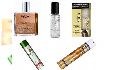 5 kosmetyków do stylizacji włosów