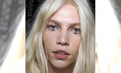 Śnieżny blond jest w modzie!