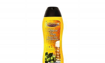 Piwny i jajeczny szampon