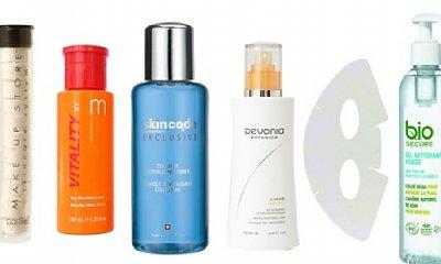 Piękna cera podczas wakacji – przegląd kosmetyków