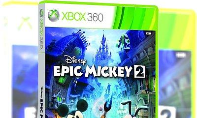 Epic Mickey 2 - nie tylko pod choinkę