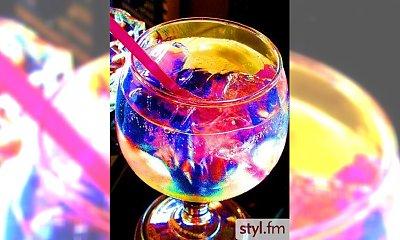 """Drink """"Kolorowy Świt"""""""