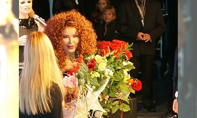 Eva Minge na FashionPhilosophi Fashion Week w Łodzi