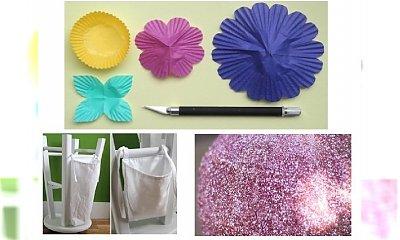 Zrób to sam - dekoracje do mieszkania