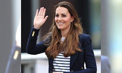Kate Middleton pierwszy raz pokazuje ciało po porodzie