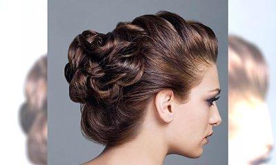 Internetowy katalog fryzur - koki i upięcia