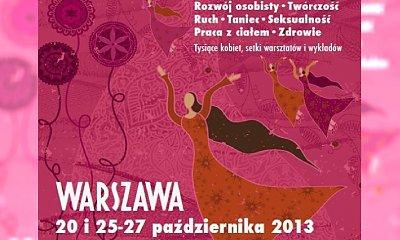 Rozwojowy Festiwal dla Kobiet PROGRESSteron, 25-27 października