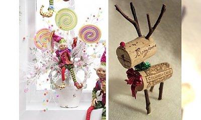 50 pomysłów na oryginalne dekoracje świąteczne do domu
