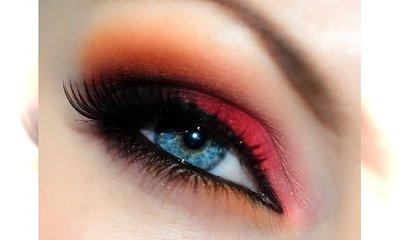 Jaki makijaż dobrać do niebieskich oczu?
