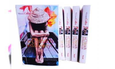 Opowiedz anegdotę i wygraj książkę Miriam Collée