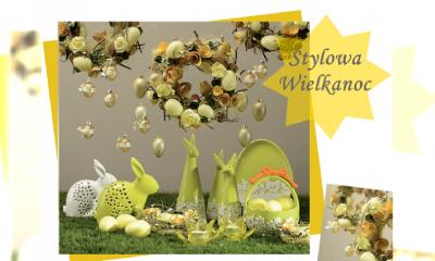 Wielkanoc 2014: udekoruj dom na święta!